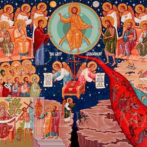 Слово в неделю мясопустную (о Страшном Суде) священномученика Фаддея (Успенского)