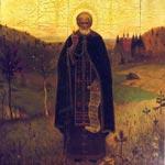 Слово архим. Иннокентия (Просвирнина) в память и похвалу прп. Сергия Радонежского