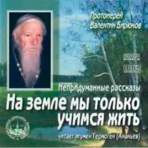 На земле мы только учимся жить — протоиерей Валентин Бирюков