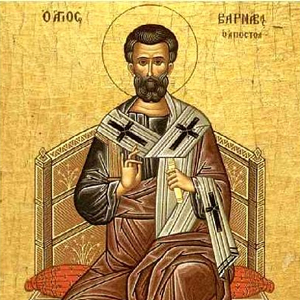 Послание апостола Варнавы