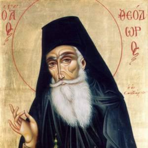 Поучения, собеседования, наставления — преподобный Феодор Санаксарский