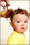Ребенку годик: брить или не брить?