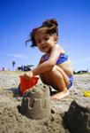 Детские развивающие игры с песком