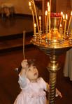 С ребенком в храм — как?