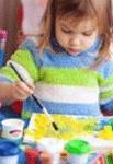 Как научить ребенка рисовать?