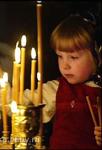 Дети в храме — проблема или радость? — прот. Федор Бородин
