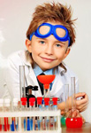 Домашние химические опыты длядетей