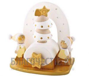 karusel  300x258 - Подарок на Рождество