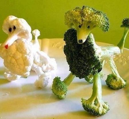 поделки из овощей и фруктов фото в детский сад