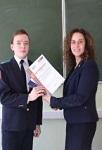 В олимпиаде по математике и криптографии в СКФУ приняли участие школьники из 4 регионов