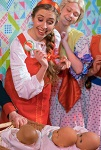 Детский спектакль — в постановке можете поучаствовать и вы, и ваши дети