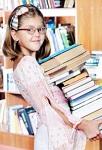 Библиотека: нужны ли детям книги
