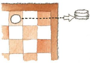 4 1 300x209 - Как научить ребенка играть в шашки: правила игры, 2 варианта