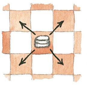 4 2 - Как научить ребенка играть в шашки: правила игры, 2 варианта