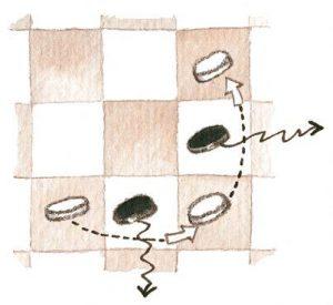 4 300x275 - Как научить ребенка играть в шашки: правила игры, 2 варианта
