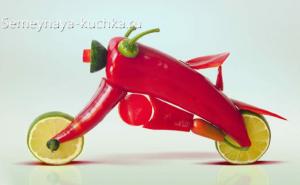 7 300x185 - Поделки из овощей для школы и сада
