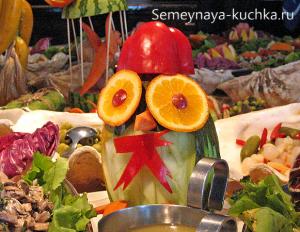 ovoshchi4 300x232 - Поделки из овощей для школы и сада