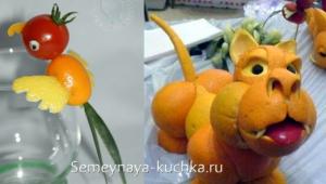 ovoshchi47 300x170 - Поделки из овощей для школы и сада
