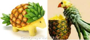 ovoshchi51 300x133 - Поделки из овощей для школы и сада