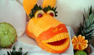 ovoshchi57 300x176 - Поделки из овощей для школы и сада