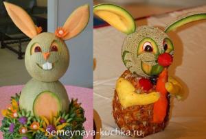 ovoshchi58 300x203 - Поделки из овощей для школы и сада