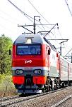 Первый детский туристический поезд побывал во Владимире