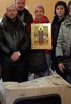 Дети Донбасса и житомирские интернатовцы получили гуманитарную помощь от Киева