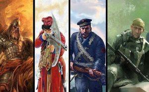 1 300x187 - Воспитание парней, воинов, настоящих мужчин, лидеров