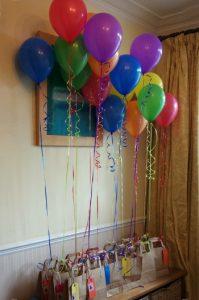hb25 199x300 - Детский день рождения. Как организовать и провести детский праздник дома. Советы. Рецепты