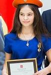 Дети, проявившие героизм в экстремальных ситуациях, получили награды