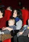 Мам с младенцами приглашают на кинопоказы