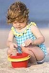 Игры с песком — полезное занятие