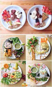 """0e045a9118ce70df9f4bf64c989c9685 180x300 - """"Вкусные картины"""" из овощей и фруктов: съедобно, полезно и увлекательно!"""