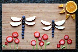 """12651094 991393997584713 8064654382090396451 n 300x202 - """"Вкусные картины"""" из овощей и фруктов: съедобно, полезно и увлекательно!"""