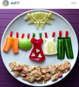 """7be89172248a6359642051a9da4c68c7 272x300 - """"Вкусные картины"""" из овощей и фруктов: съедобно, полезно и увлекательно!"""