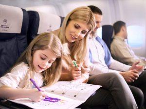 89652 768x575 - Чем занять ребенка в самолете, поезде, машине: 45 идей для игр в дороге