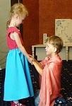 Как научить детей правилам вежливости?