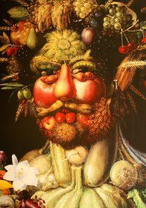 """Klaus Enrique Gerdes 10 211x300 - """"Вкусные картины"""" из овощей и фруктов: съедобно, полезно и увлекательно!"""