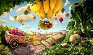 """a3ad12810172 300x176 - """"Вкусные картины"""" из овощей и фруктов: съедобно, полезно и увлекательно!"""