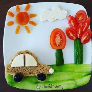 """b68adf6c536a8386a6dcfd49a715a473 300x300 - """"Вкусные картины"""" из овощей и фруктов: съедобно, полезно и увлекательно!"""