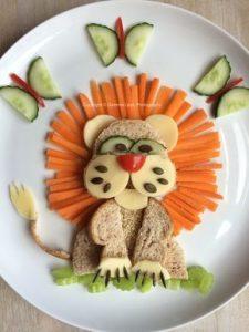 """b83d3c58f30dedbf1796e12e6a59e5bb 225x300 - """"Вкусные картины"""" из овощей и фруктов: съедобно, полезно и увлекательно!"""