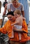 Купать ли ребенка на Крещение