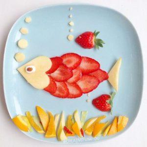 """fb9b8d9d38f6ecbdeacbb34f6ca8290b 300x300 - """"Вкусные картины"""" из овощей и фруктов: съедобно, полезно и увлекательно!"""