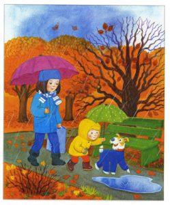 osen lesson 01 249x300 - Времена года для детей