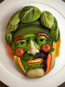 """ovoshh 225x300 - """"Вкусные картины"""" из овощей и фруктов: съедобно, полезно и увлекательно!"""