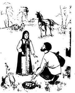 polanka 242x300 - Православные рассказы для детей. Живые картинки