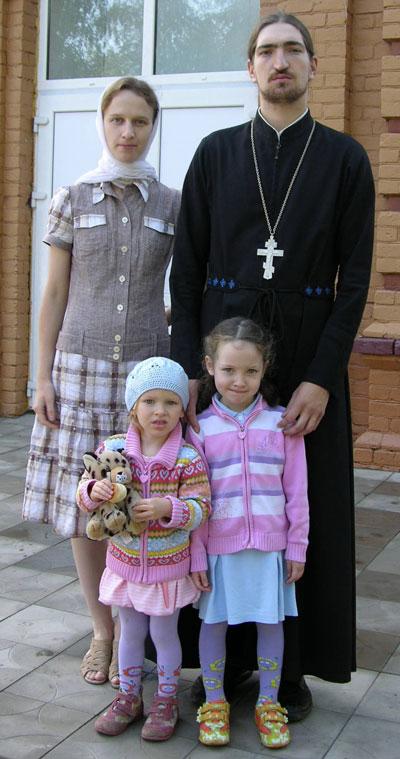 Иерей Никита Заболотнов