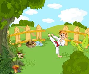 zagadki na angliyskom grib 300x250 - Авторские загадки для детей с ответами в картинках