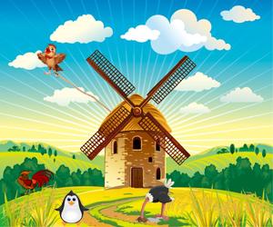 zagadki na angliyskom melnica 300x250 - Авторские загадки для детей с ответами в картинках