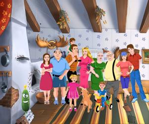 zagadki na angliyskom ogurec 300x250 - Авторские загадки для детей с ответами в картинках